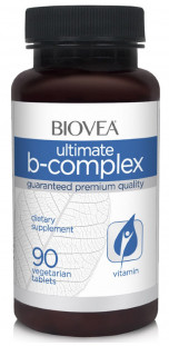 BIOVEA B-Complex Ultimate 500мг (90 таб)