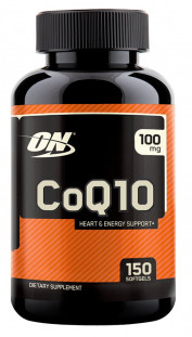 Optimum Nutrition CoQ 10 (150 кап)