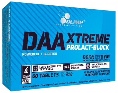 Olimp DAA Xtreme Prolact Block (60 таб)